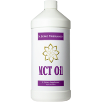 Picture of C8 MCT Oil Keto Friendly (Medium Chain Triglycerides)
